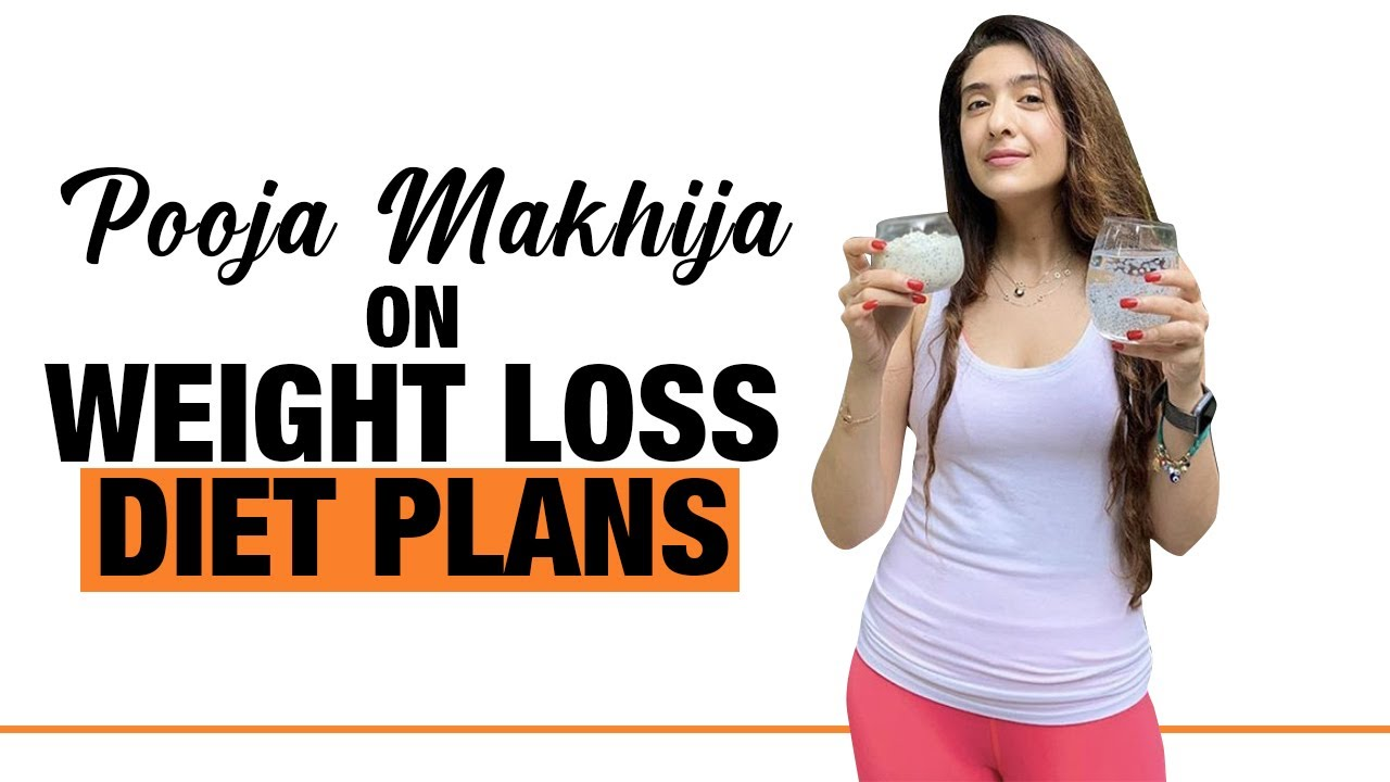 Pooja-Makhija-say-about-weight-loss