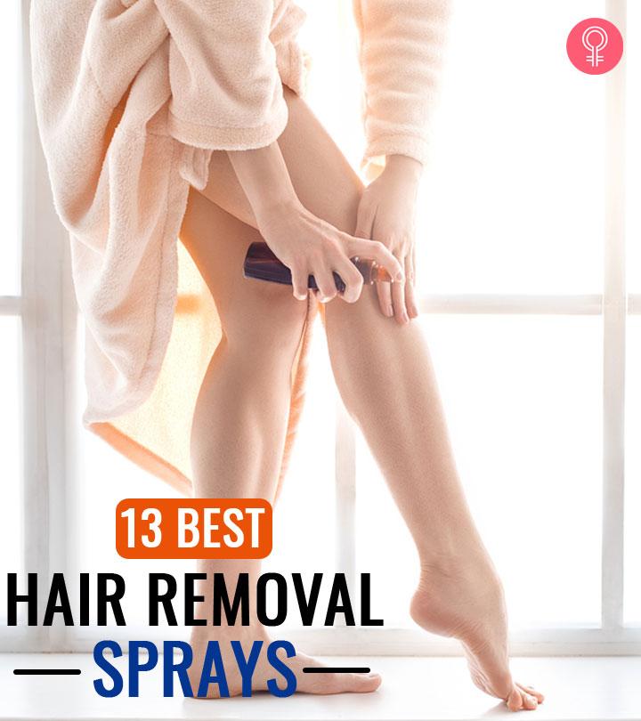 Hair Removal Sprays