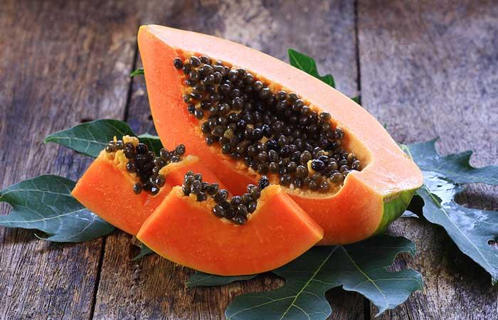 Gooseberry And Papaya