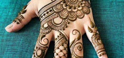 Awesome Mehndi Designs