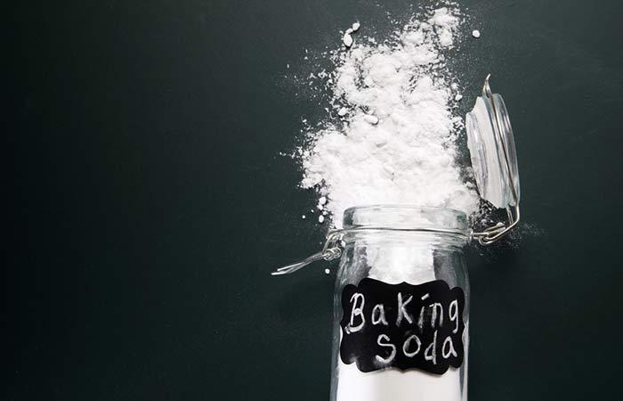 Baking Soda For Instant Fairness