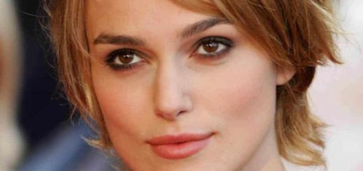 Celebrity Hairstyles For A Beautiful Diamond Face