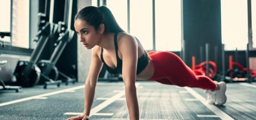 Push-Ups Women Should Practice