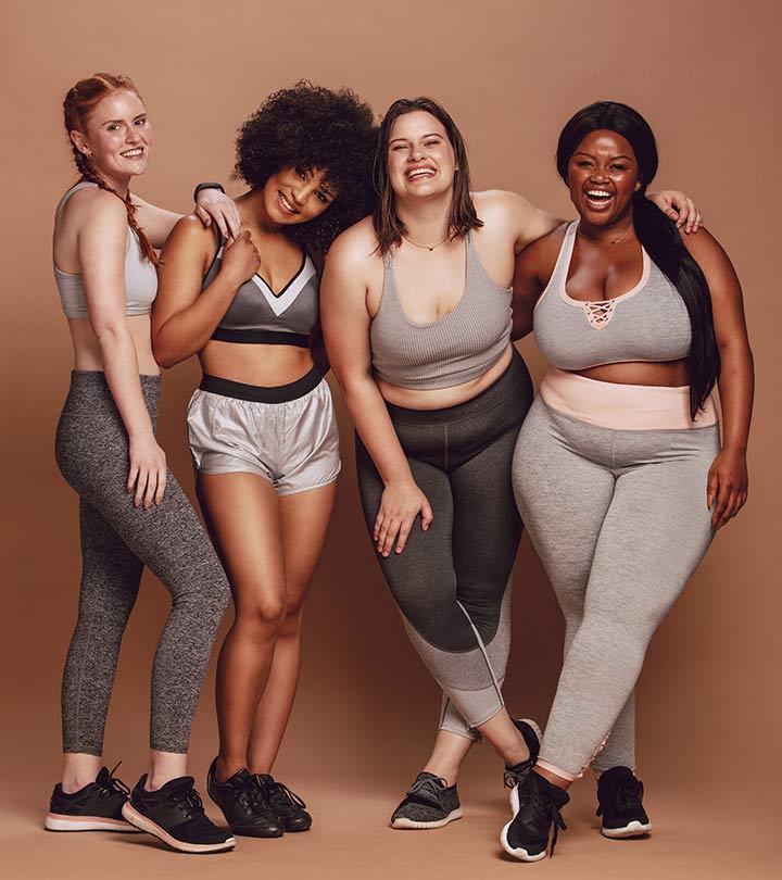 Beautiful Types Of Women Bodies