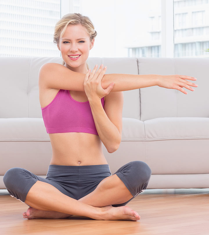 Lightweight Home Exercises To Lose Arm Fat