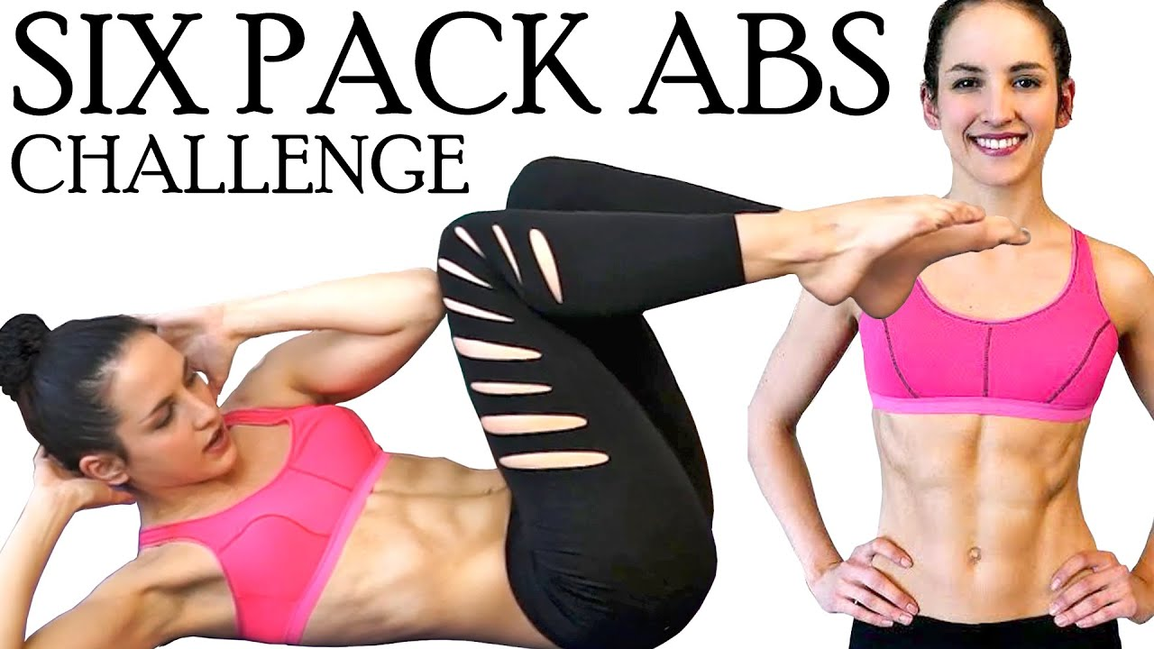 Women Exercises For Six-Pack Abs