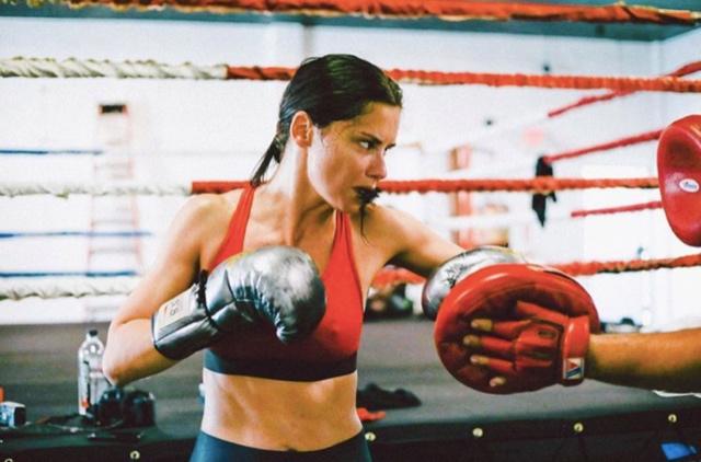 loves boxing