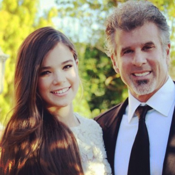 Hailee learn from her father