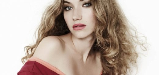 Imogen Poots Bright English Actress